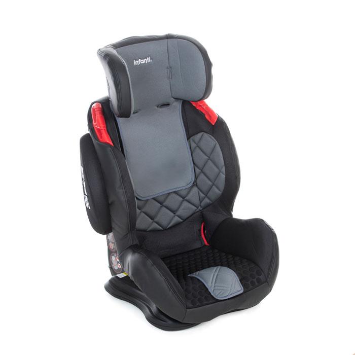 Cadeira  Cockpit SPS - Grafito - 9 a 36kg - Infanti