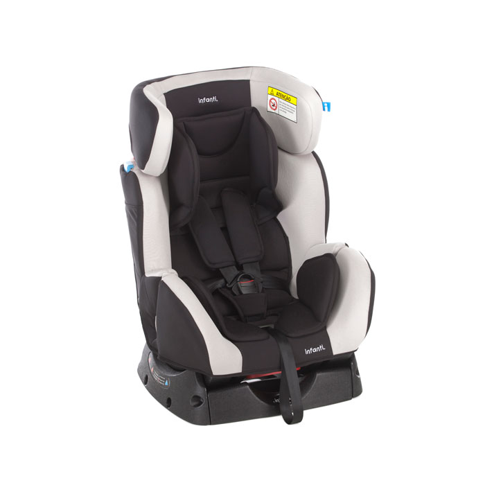 Cadeira New Ultra Comfort - Spin Black - 0 a 25kg - Infanti