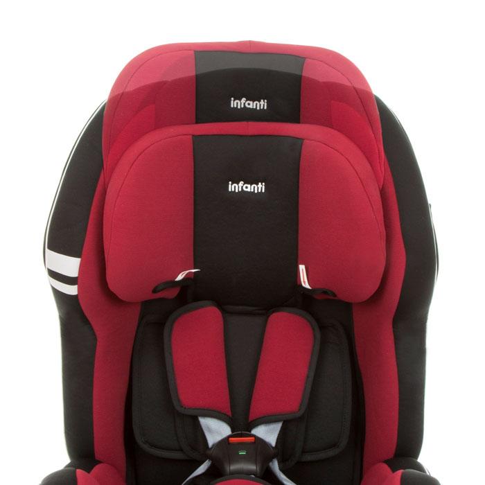Cadeira Star Plus - Cherry - 9 a 36kg - Infanti