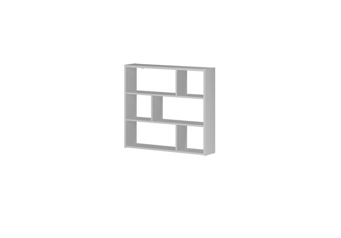 Linha MultiFun - Berço MultiFun - Lateral Tela - Branco