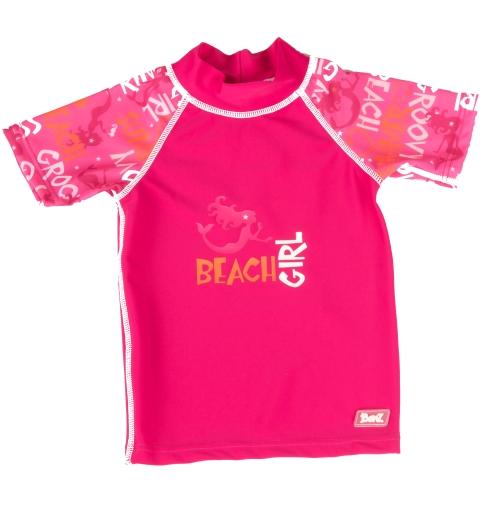 Camiseta para Banho Banz - Proteção UPF 50+ - Beach Girl