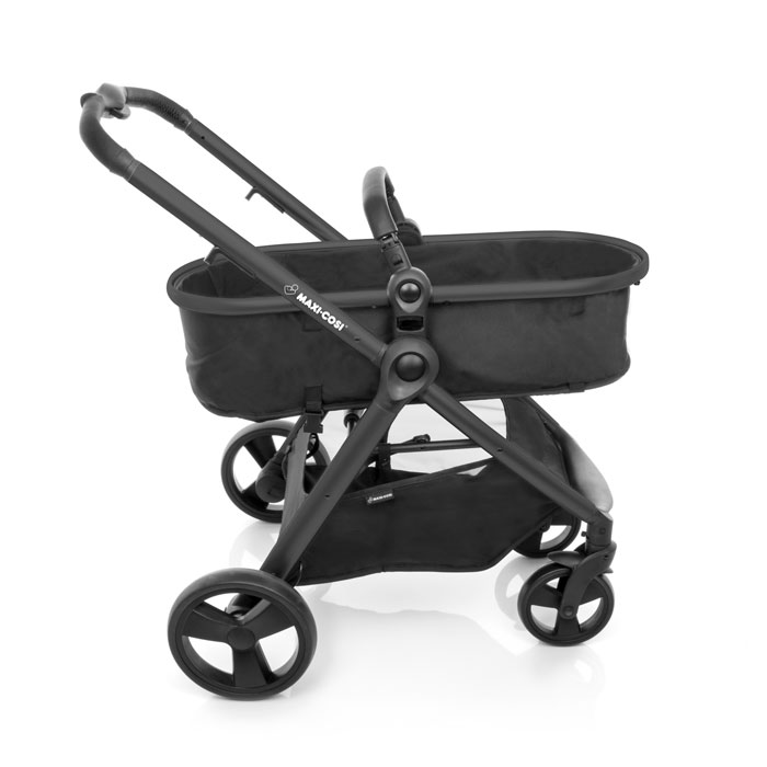 Travel System Discovery Black Raven - Maxi-Cosi