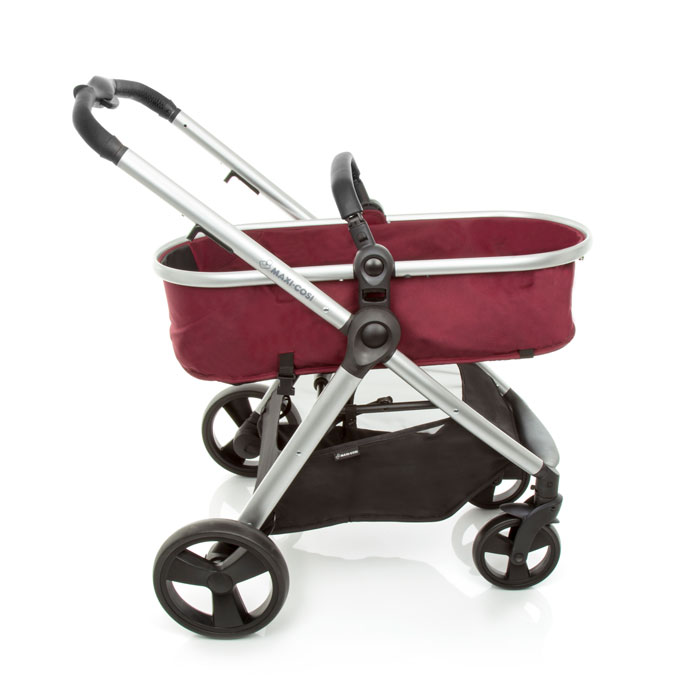 Travel System Discovery Robin Red - Maxi-Cosi