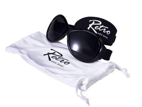 Kidz Banz Retro - Black