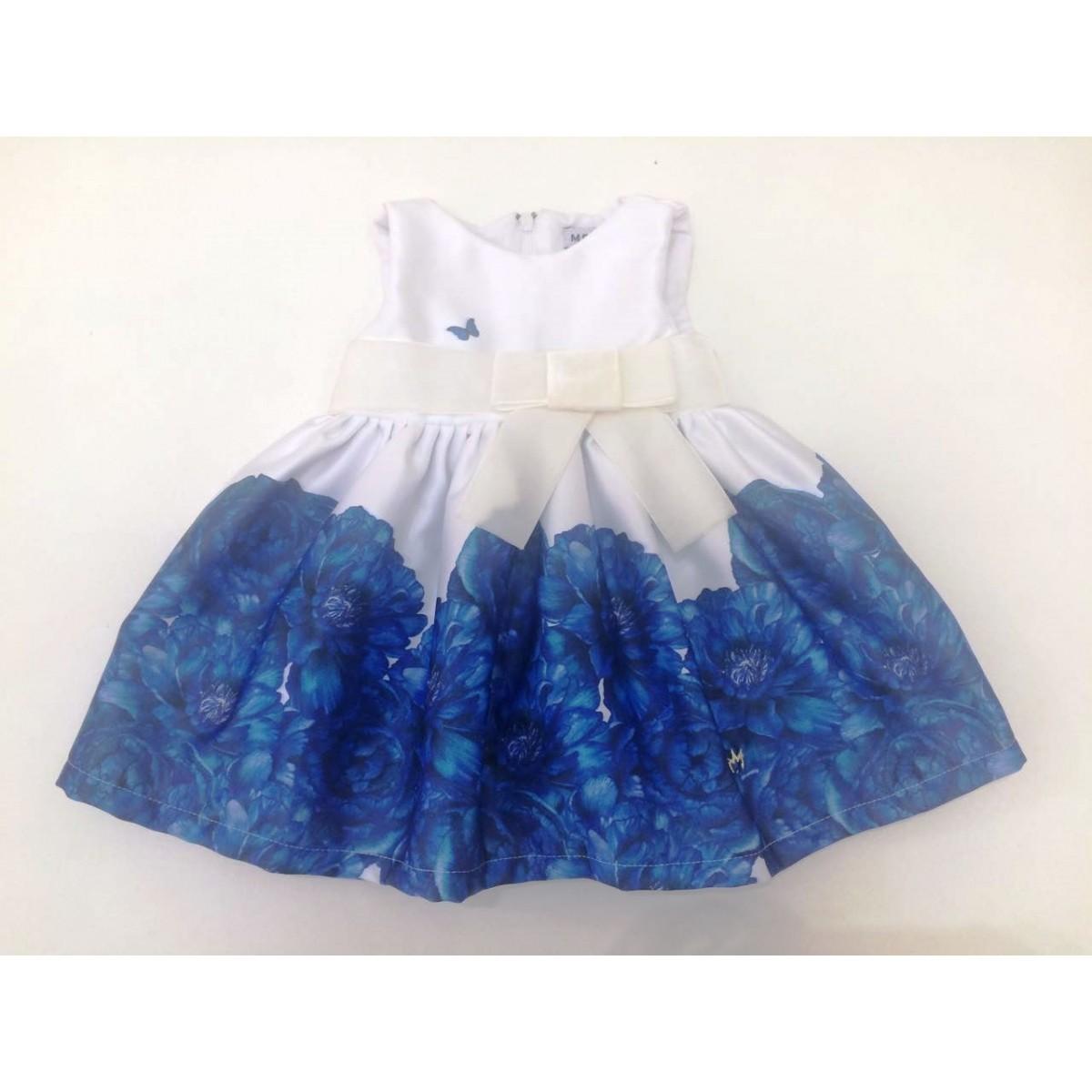 Vestido Chanel - Azul