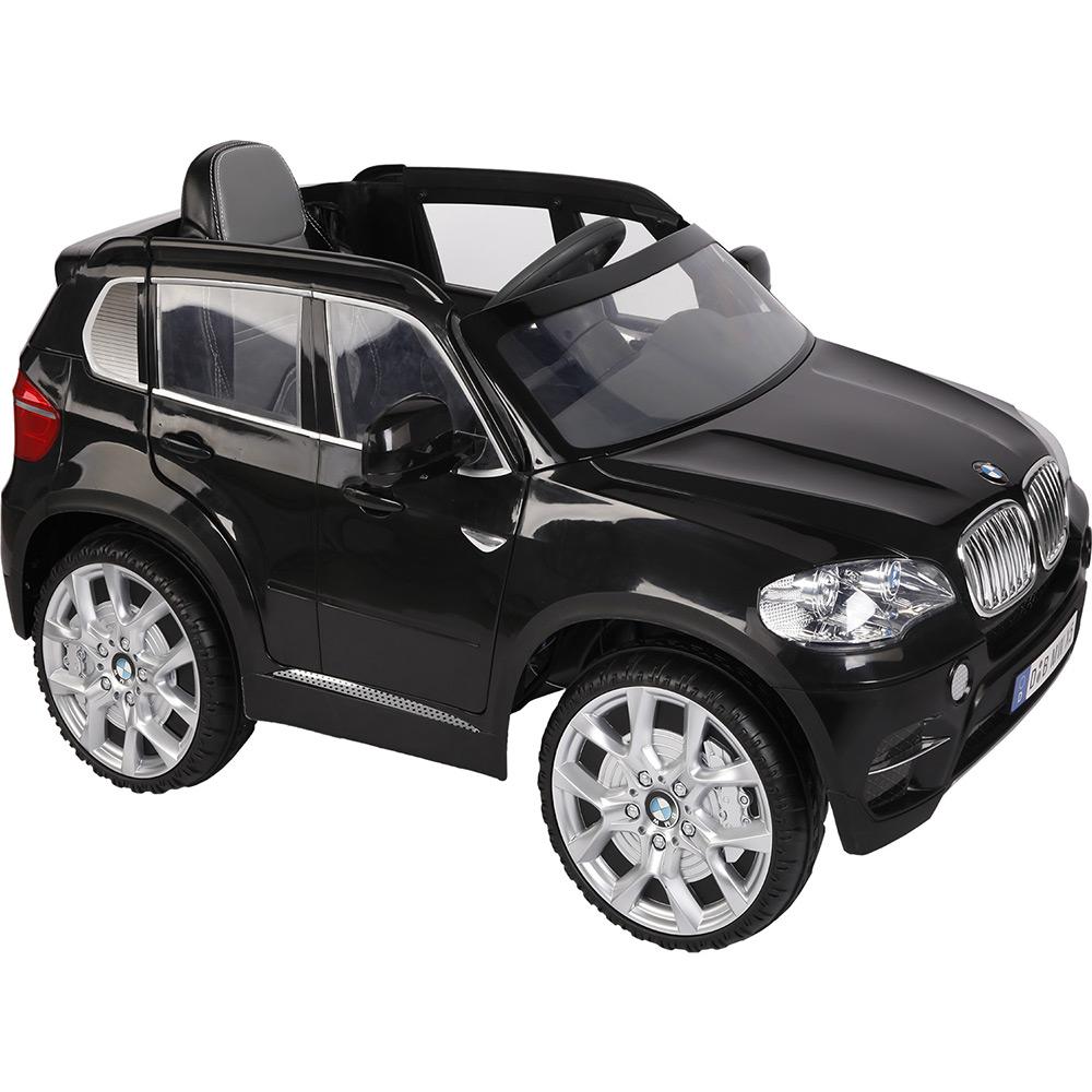 Mini BMW - X5 Preta - Biemme - Peça de Mostruário