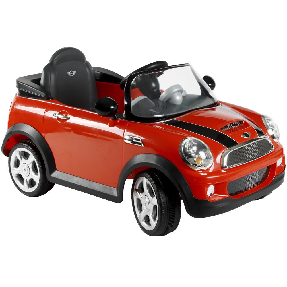 Mini Cooper Vermelho - Biemme
