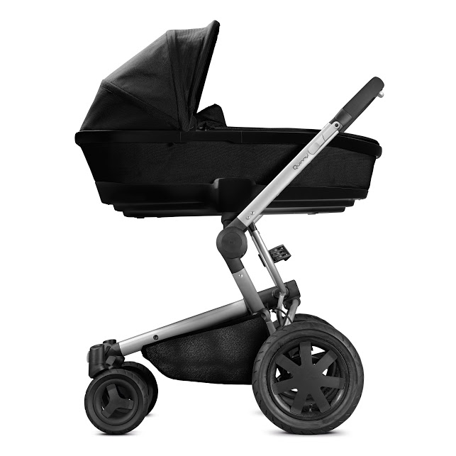 Moisés Foldable Carrycot - Black Devotion - Quinny