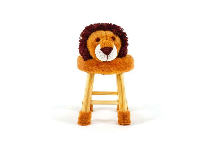 Amigos da Floresta - King o Leão