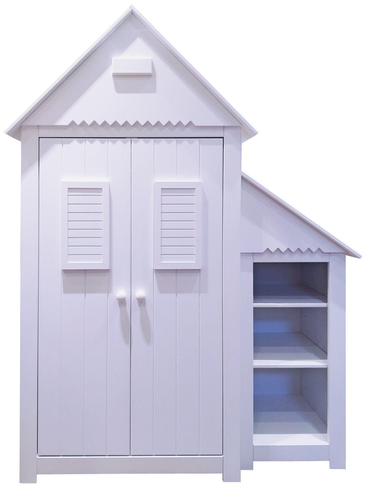 Armário Casinha Branco