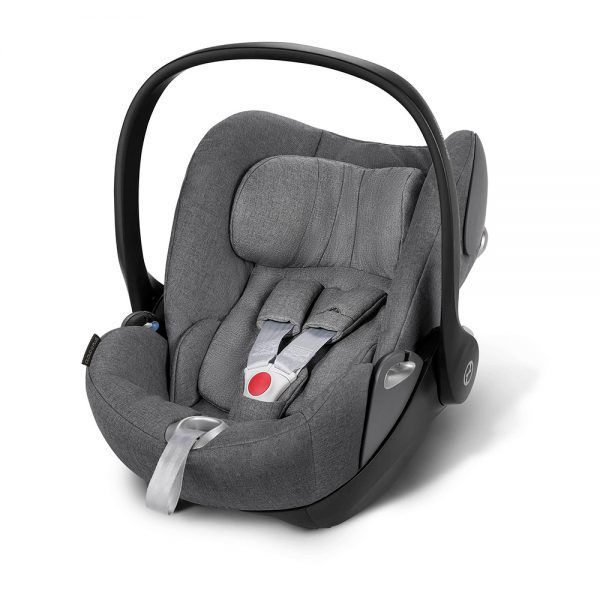 Bebê Conforto Cloud Q Plus Cybex - Manhatan Grey