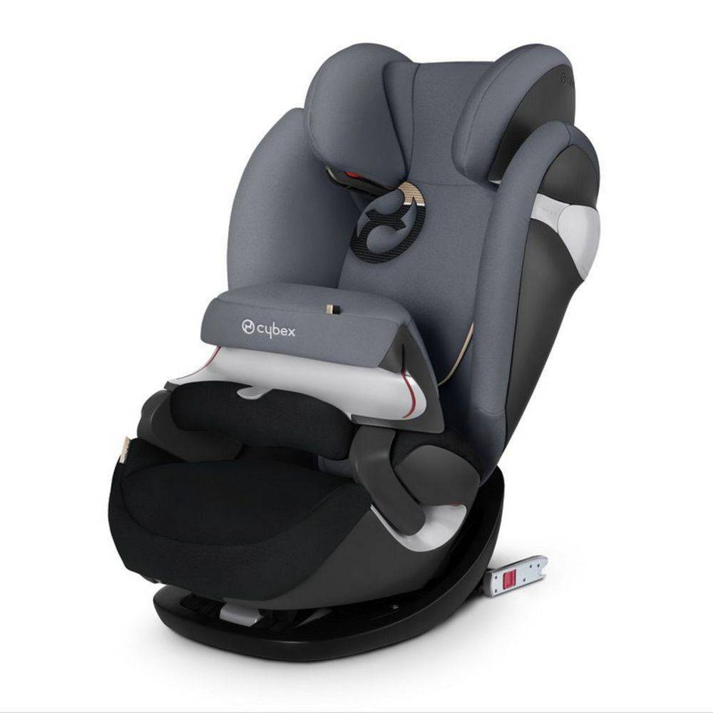 CADEIRINHA  CYBEX  PALLAS M FIX.-GRAPHITE BLACK
