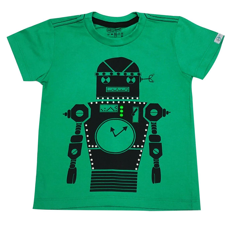 Camiseta Funny Robô
