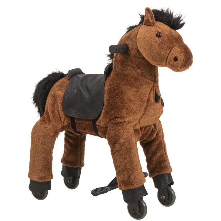 Cavalinho / cavalo Pocoto - Caramelo