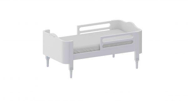 Linha Bo Classic - Mini cama Branca