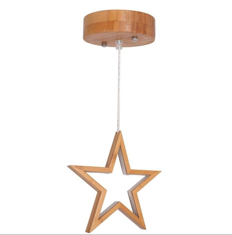 Luminária Pendente de Estrela