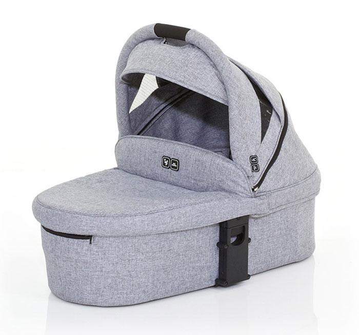 Moisés Carrycot - Graphite Grey - ABC Design