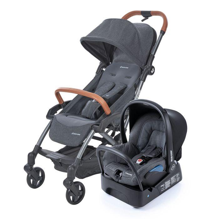 Travel System Laika Maxi-Cosi - Sparkling Grey