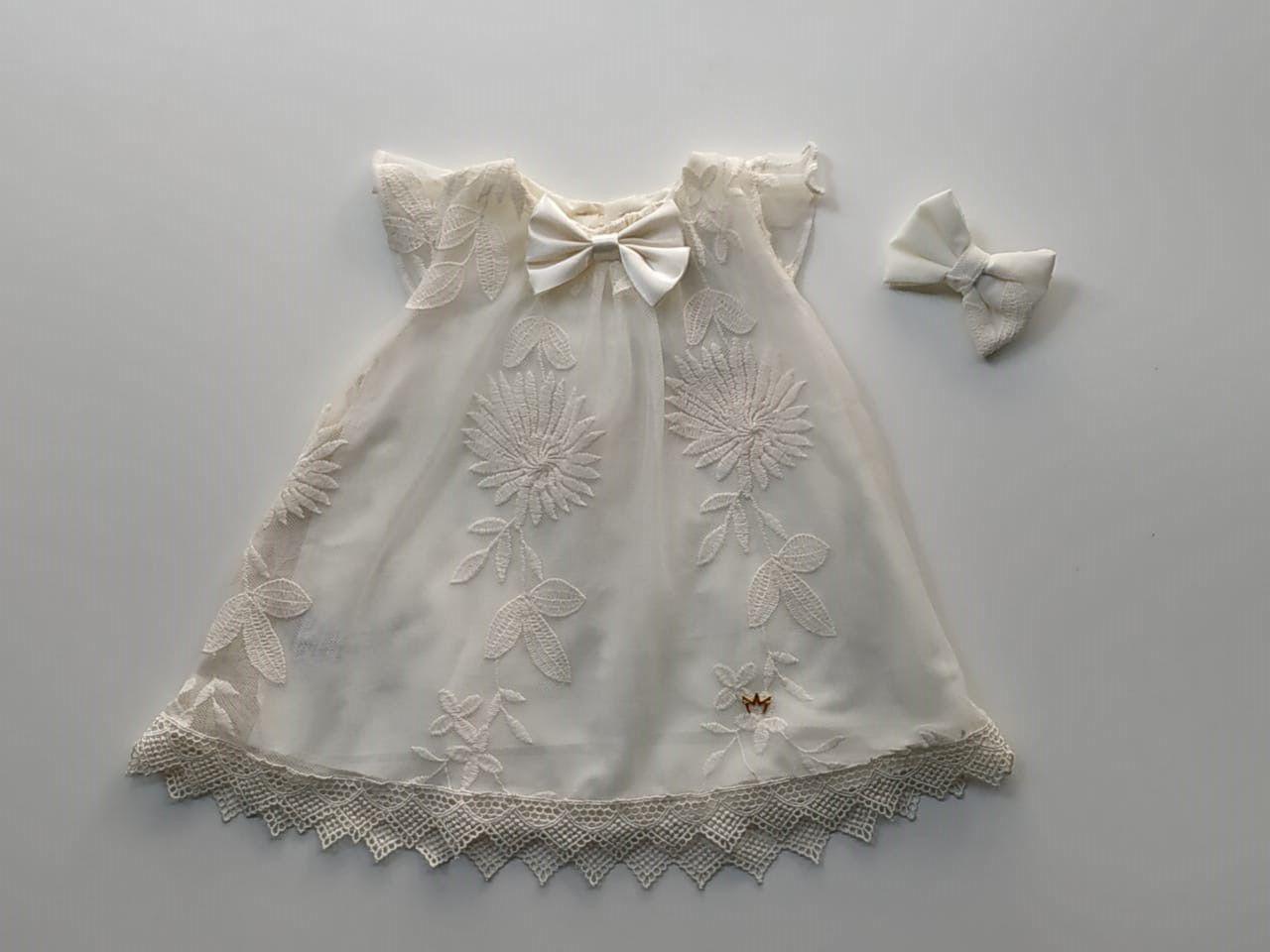 Vestido Anna Off White