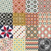 Adesivo para Azulejo 15x15cm Moderno Mosaico 16 peças Cosi Dimora