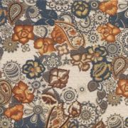Adesivo para Azulejo 15x15cm Patchwork Decorativo 16 peças Cosi Dimora