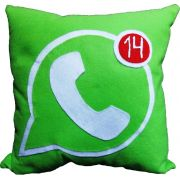 Almofada Whatsapp Handmade Sensuelle