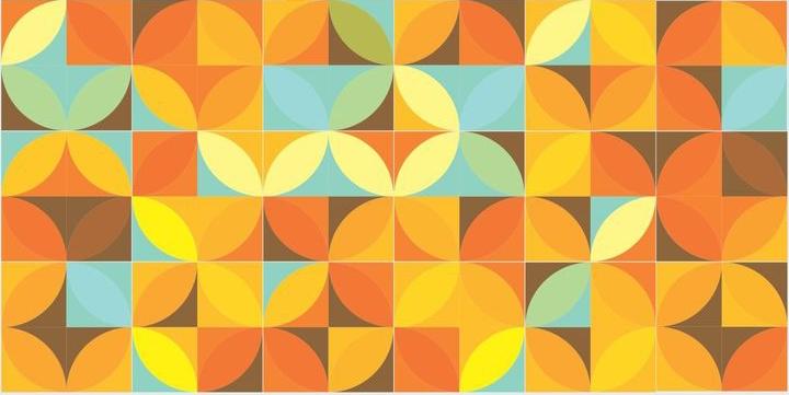 Adesivo para Azulejo Ipanema Mosaico