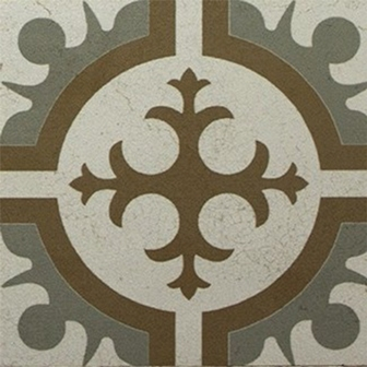 Adesivo para Azulejo Ladrilho Hidr�ulico Decorativo 16 pe�as