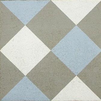 Adesivo para Azulejo 15x15cm Ladrilho Hidráulico Tradicional 16 peças Cosi Dimora