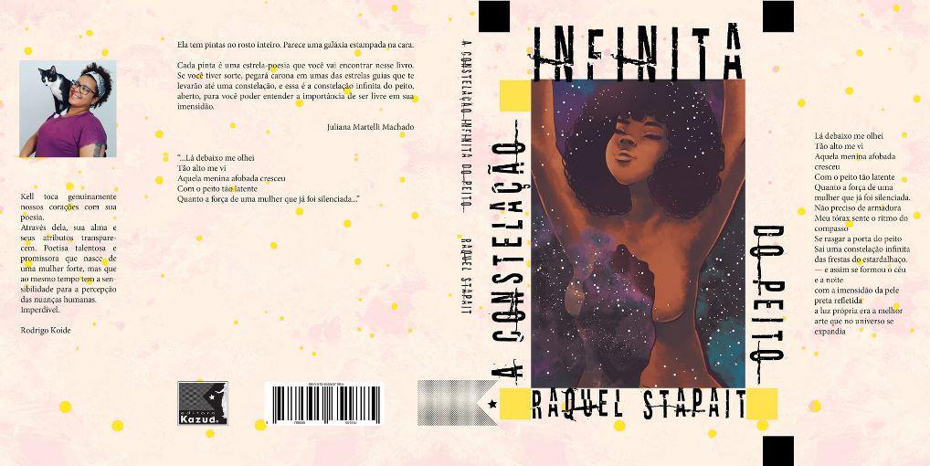 A constelação infinita do peito, de Raquel Stapait