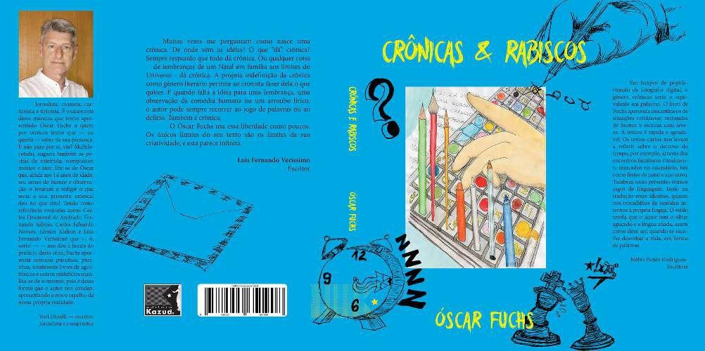 Crônicas & Rabiscos, de Óscar Fuchs