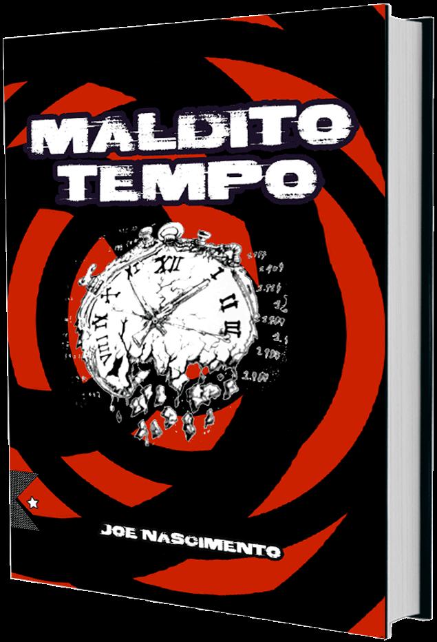 Maldito Tempo, de Joe Nascimento