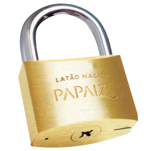 Cadeado Papaiz Tetra - 50 CRT - 12500