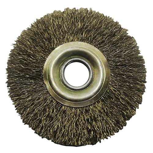 Escova de Aço Larga - 99460