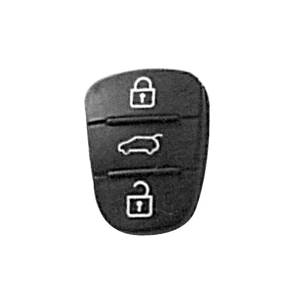 Capa P/ Alarme Telecomando Hyundai I30/IX35 Kia Sportage/Sorrento - 29074