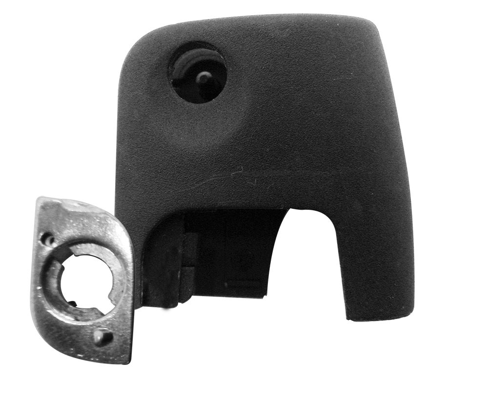 Carcaça Chave Canivete Ford (Novo) S/Pino S/Mola S/Controle - 21109