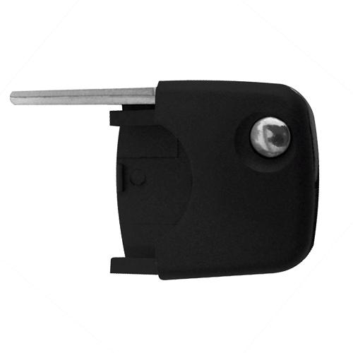 Chave Canivete Audi (redondo) S/ Contole S/ Transponder - 2324