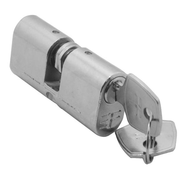 Cilindro 3F Modelo Haga Monobloco Cromado - 31119