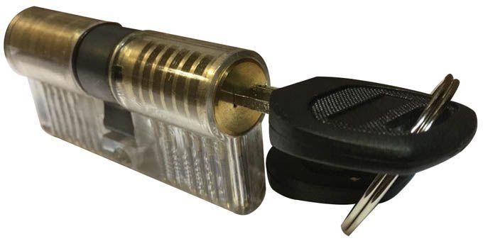 Cilindro Transparente  1-147 (5-13) - 99028