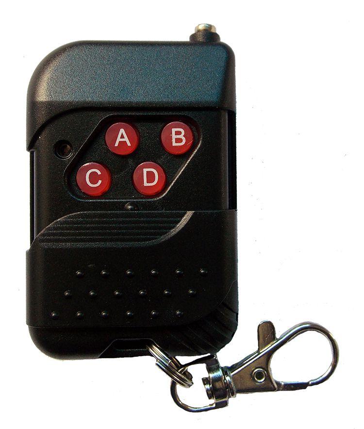 Controle Duplo Alarme P/ Portão Automático 433 Mhz - 20504