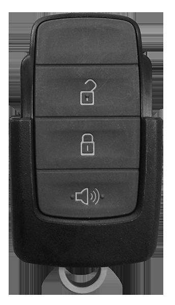 Controle Telecomando P/ Chave Canivete Ecosport/ Fiesta - 63891