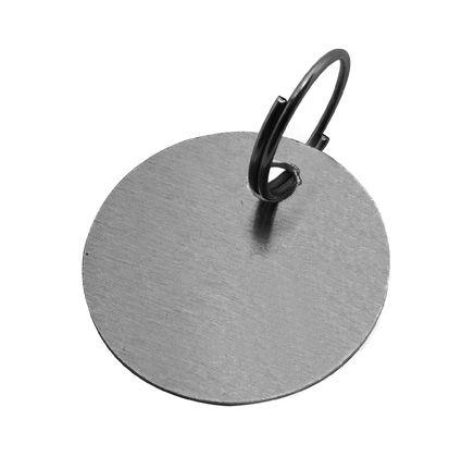 Etiqueta Alumínio Redonda DIAM: 30MM PCT/10 - 71755