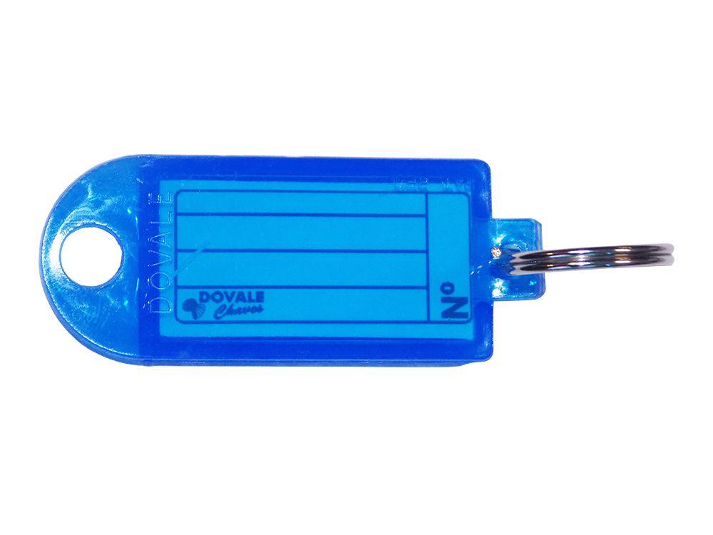 Etiqueta Dovale Azul - Refil com 50 unid - 79235