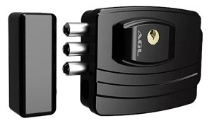 Fechadura Elétrica AGL Ultra Card - 40099