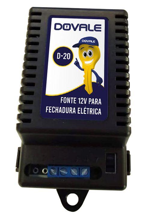 Fonte para Fechadura Elétrica - 12V - 29740