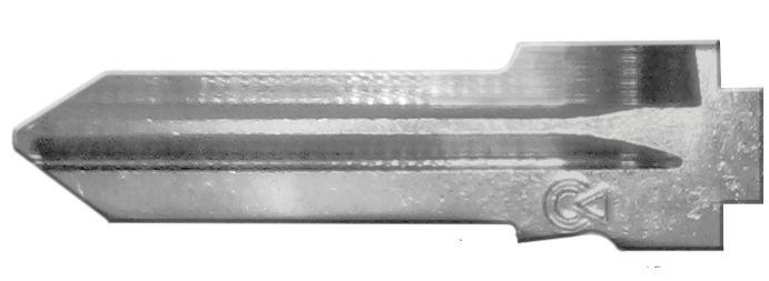 Lâmina p/ Chave Canivete D597 - 6597