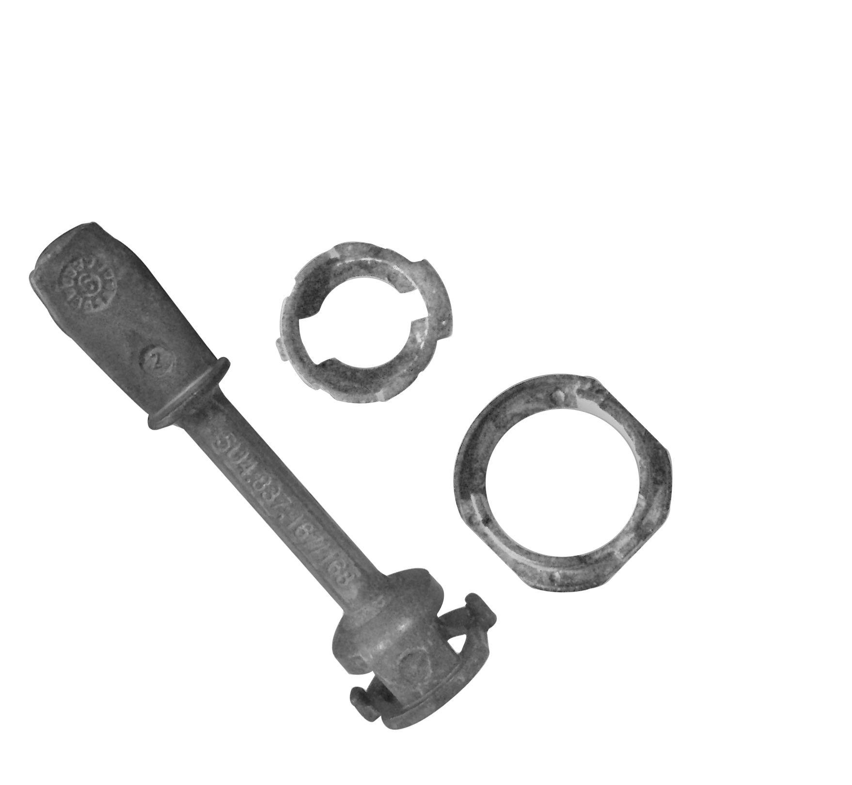 Pino Acionador c/ Kit Gol G6 - 67001