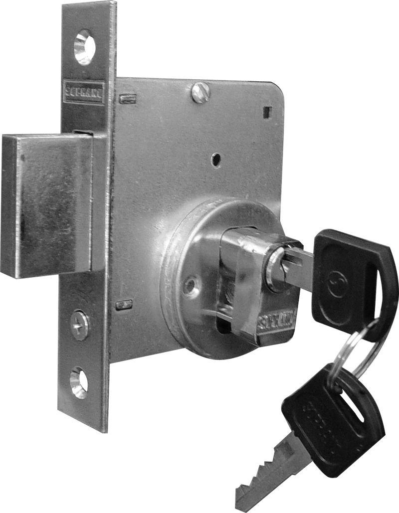 Trava de Segurança Soprano Yale CR - 78000