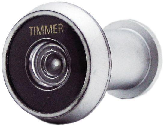 Visor Timmer Curto LCA Cromo Acetinado 200º - 77771