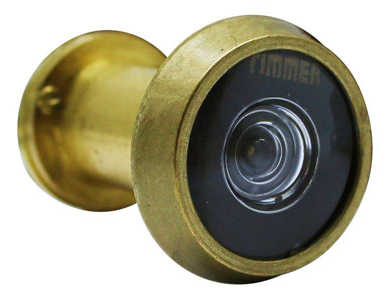 Visor Timmer Curto LP Dourado 200º Com Tampa - 97775
